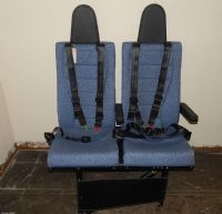 Martin Baker Nimrod MRA4 Double Passenger Seat with Four Point Harnesses